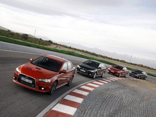 Треть Mitsubishi продаются в кредит