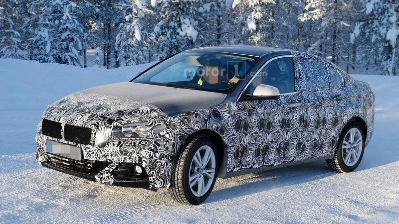 BMW 1 получит полный привод