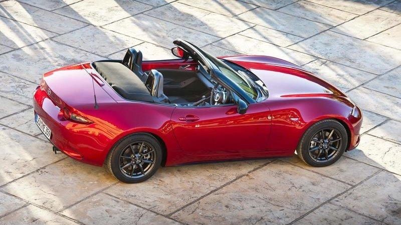 Mazda MX-5 получит полный привод