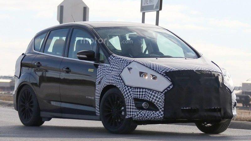 Ford обновит C-MAX