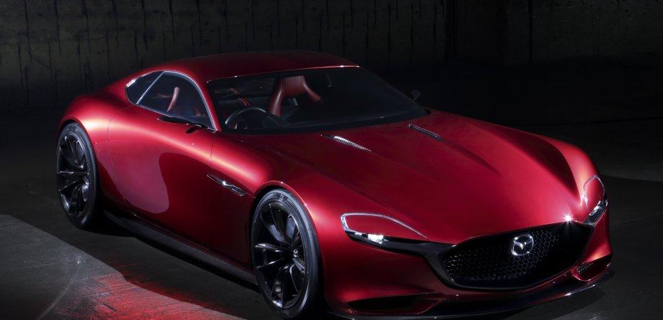 Mazda турбирует ротор