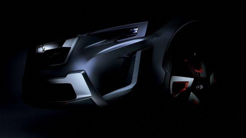 Новый Subaru XV в Женеве