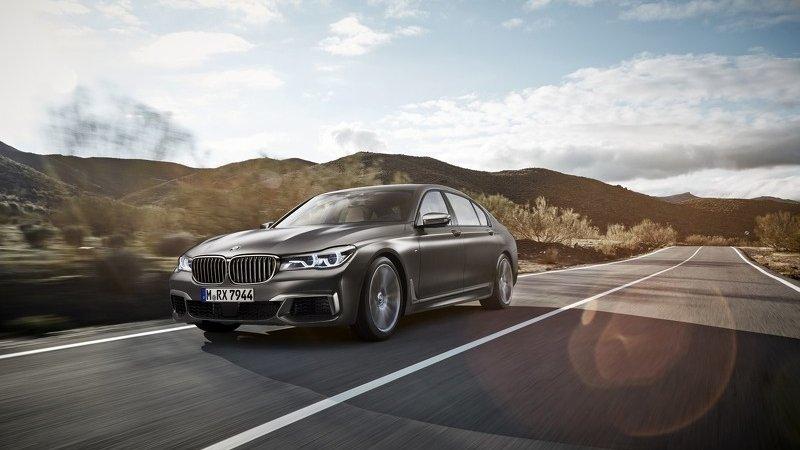 Новый BMW получит 600 л.с.