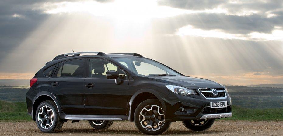 Subaru XV в продаже с марта