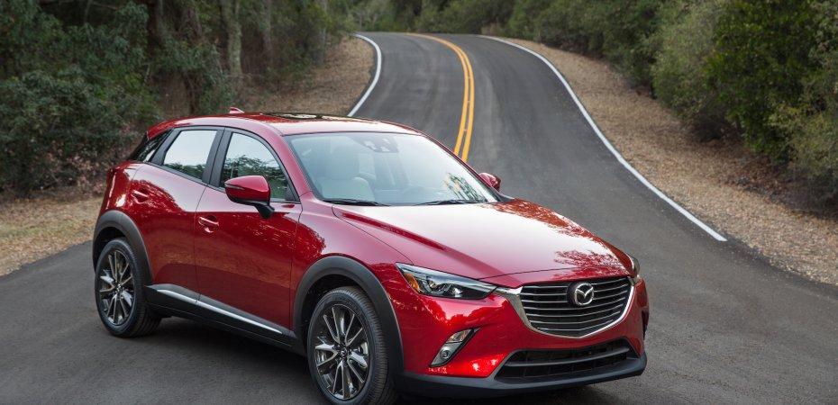 Новинки Mazda в Женеве