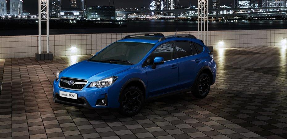 Subaru XV доехал до России