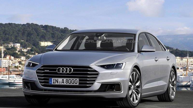 Новый турбодизель Audi