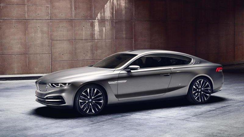 BMW 8 скоро в продаже