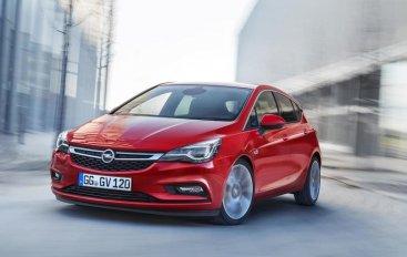 Авто года - Opel Astra