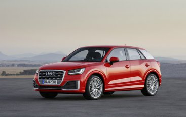 У Audi появился Q2
