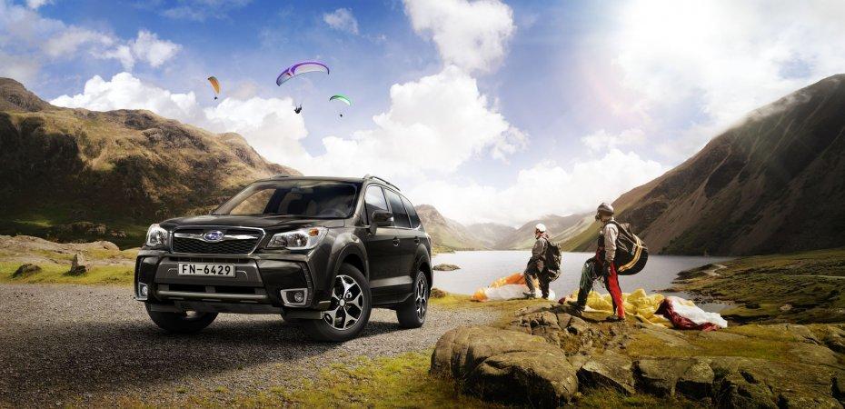 Subaru Forester Active Edition – активизируйся!