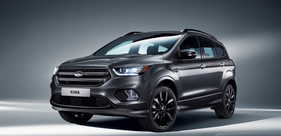 У Ford Kuga обновление и «прибавление»
