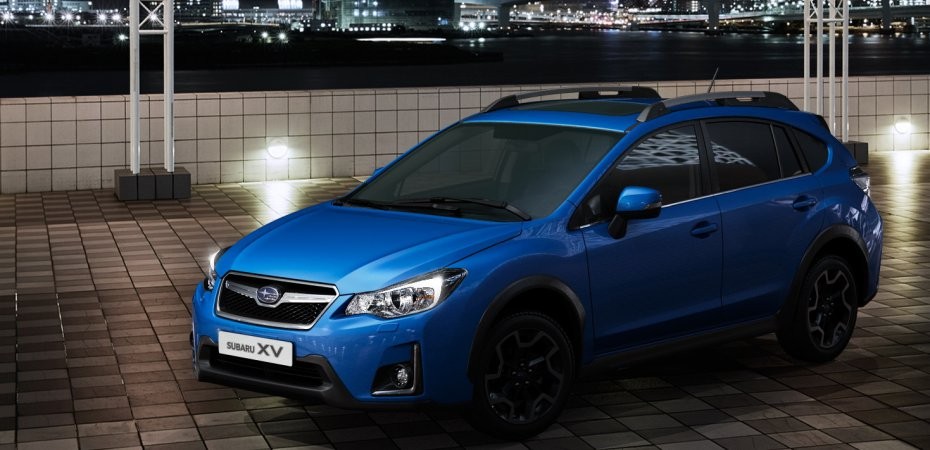 Subaru XV получил рублевый ценник