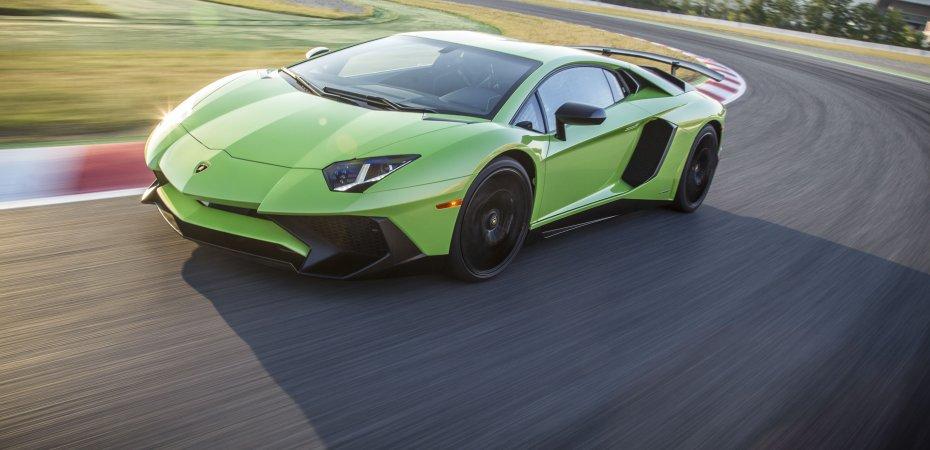 3 245 Lamborghini продано в 2015 году