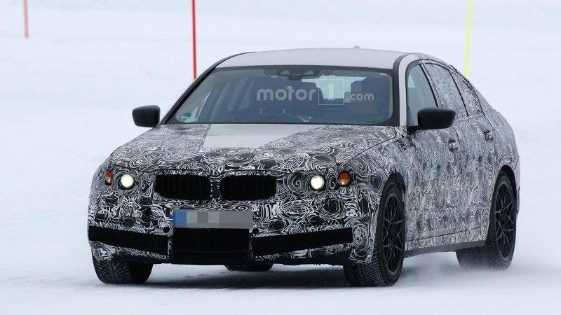 BMW M5 получит 626 л.с.