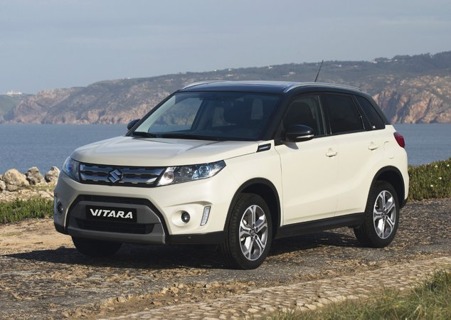 Suzuki Vitara S – в России