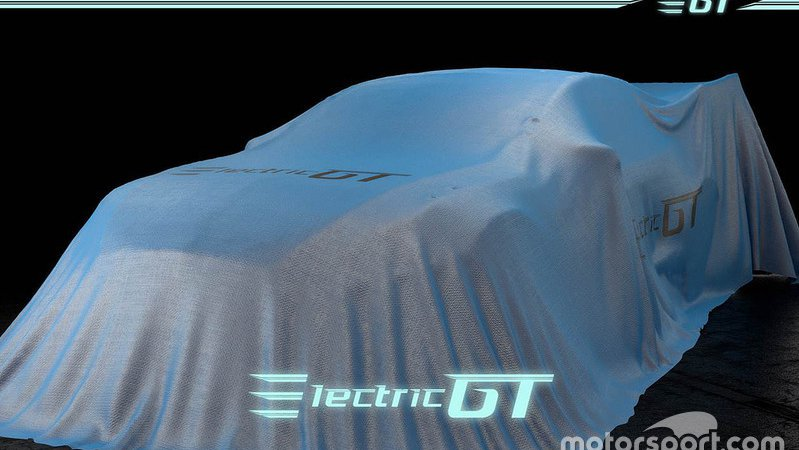 Первая серия гонок электромобилей