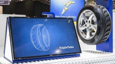 У Goodyear  появились шины для «беспилотников»