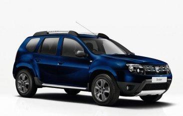 Renault Duster обновится