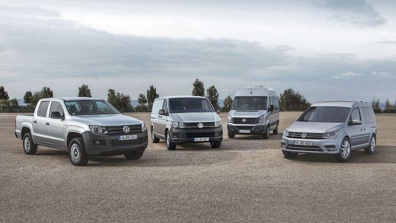 Комтранс Volkswagen пошел в рост