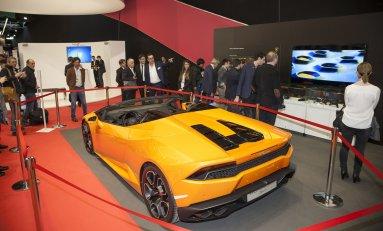 Lamborghini отметили за Carbon