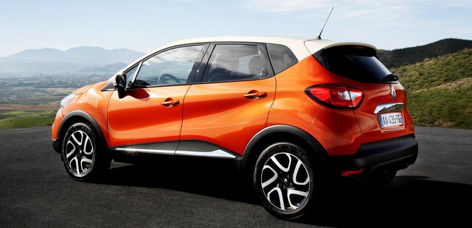 Три «К» нового Renault Kaptur