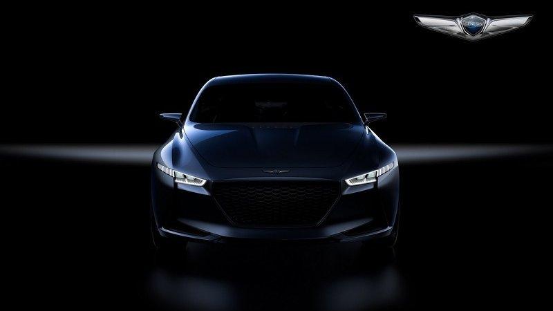 Genesis показал конкурента BMW 3