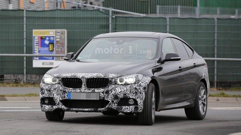 BMW 3 GT обновляется