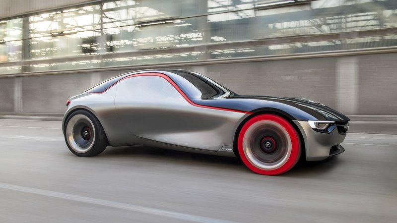 Opel выпустит GT
