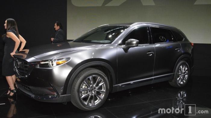 Mazda CX-9 нужен дизель