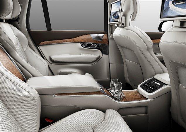 Volvo показал особый XC90