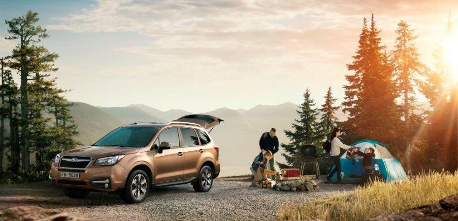 Новый Subaru Forester скоро в продаже