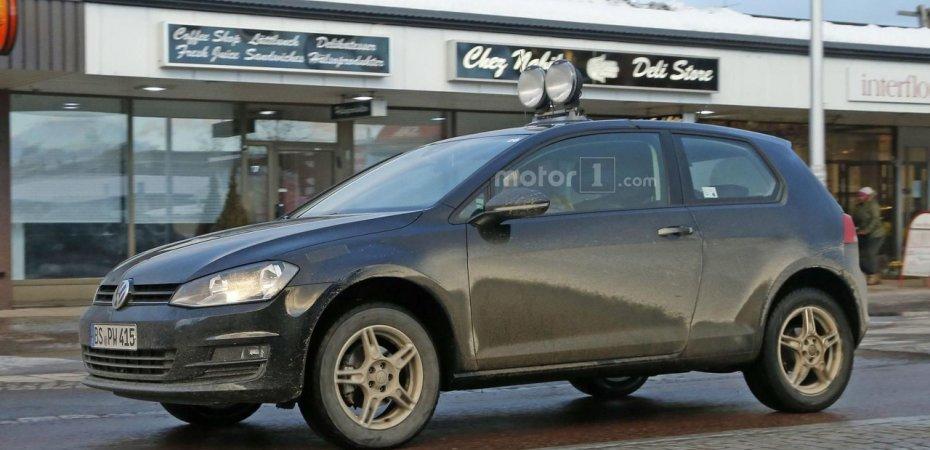 VW Polo станет кроссовером