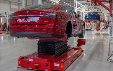 Tesla откроет завод во Франции
