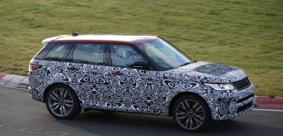 Range Rover Sport обновится