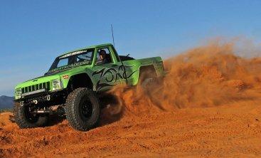«Великолепная семерка» Jeep