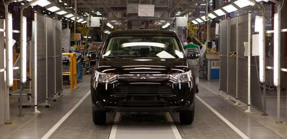 Mitsubishi Outlander: бестселлер из Калуги