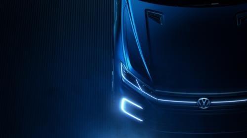 Новый мощный кроссовер VW