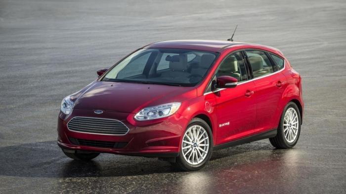 Ford Focus не у дел