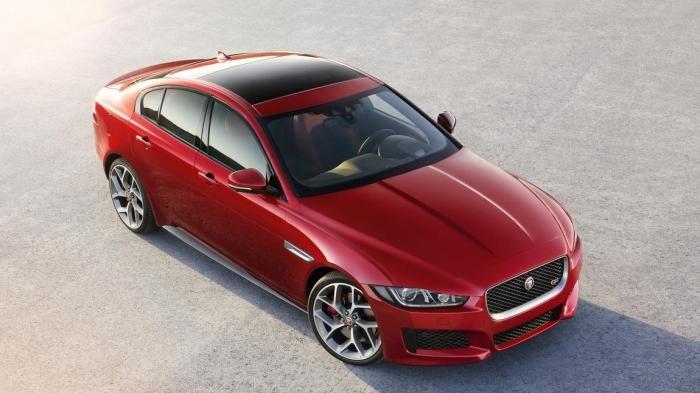Новые моторы Jaguar и Land Rover