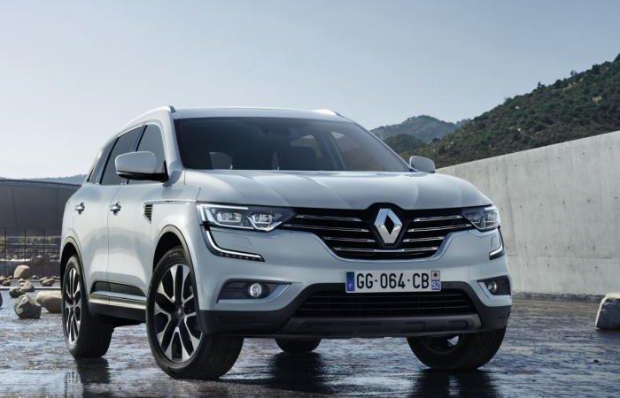 Renault Koleos в Пекине