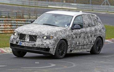 Новое поколение BMW X5