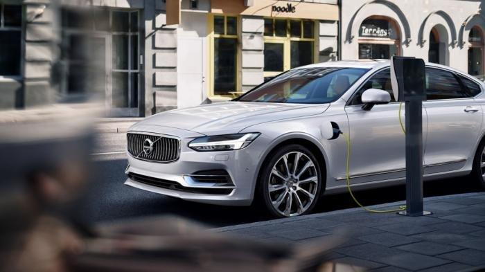 Миллион электромобилей Volvo
