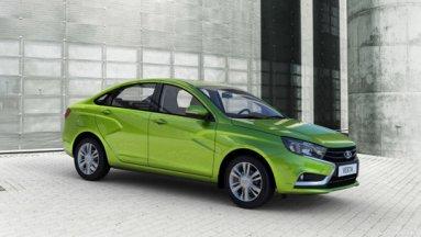 LADA Vesta - Автомобиль года