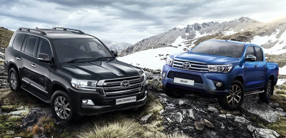 Toyota: двойная победа