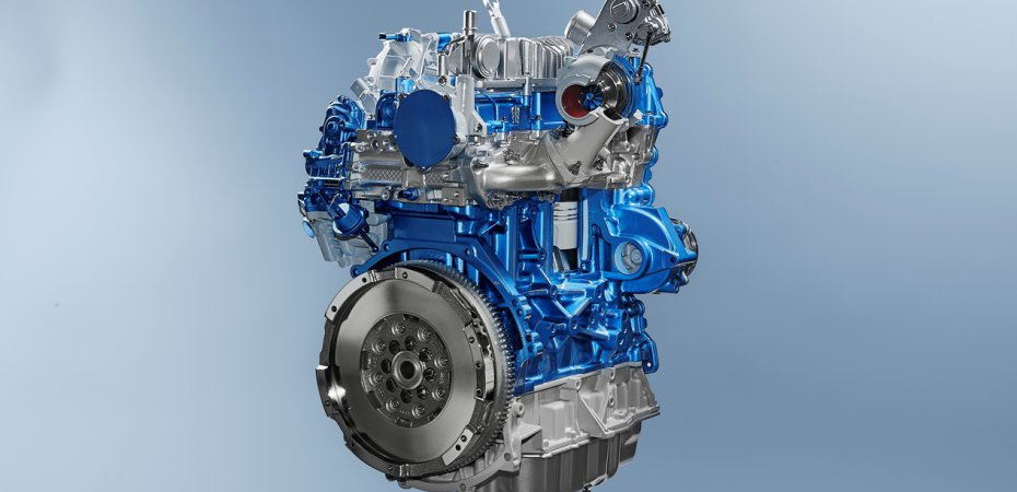 Новый турбодизель Ford