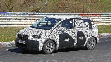 Новый Opel Meriva - почти кроссовер