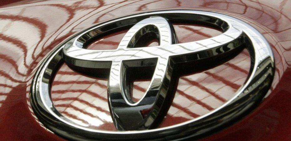Toyota с выгодой до 400 000 рублей