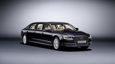 Audi будет конкурировать с Maybach