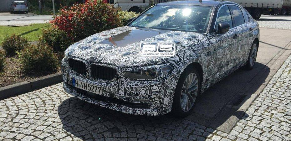 Новый BMW 5 станет больше